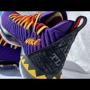 Nike Lebron 6 Limited Edition Martin